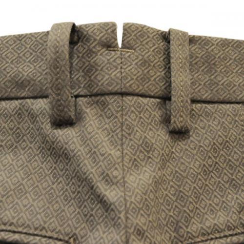 ソリード(SOLIDO) ノータックパンツ MSL15A5177-20 ベージュ ※店頭展開商品の為、汚れの有る場合がございます。(Men's)