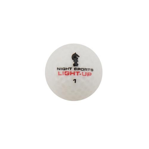 ホクシン ライトアップボール1PC red NSLUB104