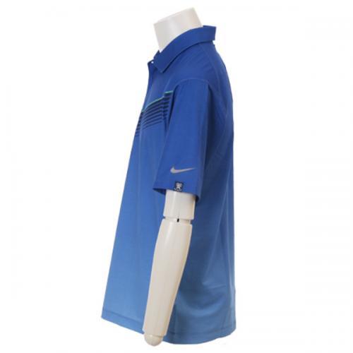 PGA DRI-FIT メジャーSS (メンズ半袖ポロシャツ) 639959-404【15春夏】 ※店頭展開商品の為、汚れが有る場合がございます。