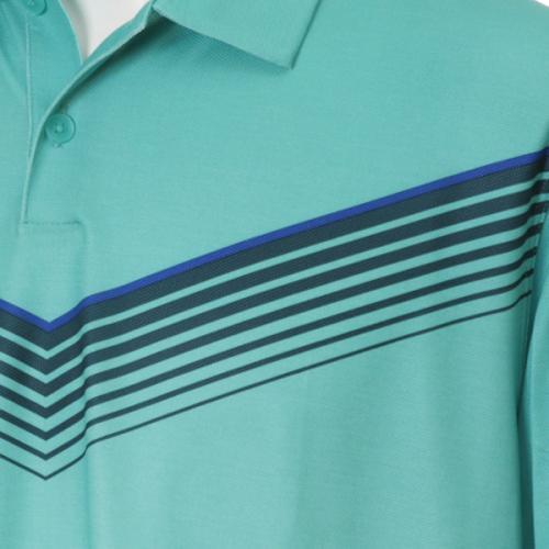 PGA DRI-FIT メジャーSS (メンズ半袖ポロシャツ) 639959-405【15春夏】 ※店頭展開商品の為、汚れが有る場合がございます。