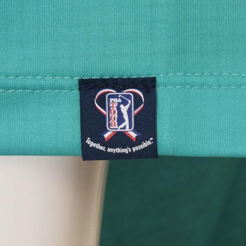 PGA DRI-FIT メジャーナビ (メンズ半袖ポロシャツ) 639965 【15春夏】 ※店頭展開商品の為、汚れが有る場合がございます。