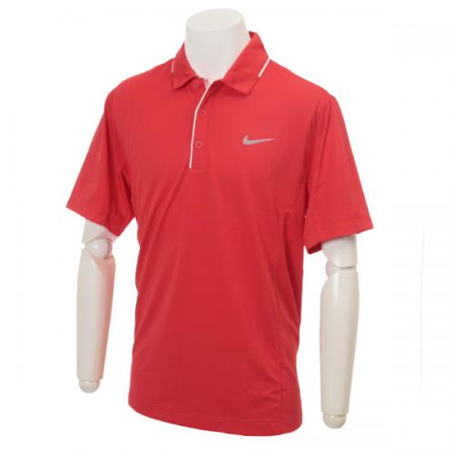 DRI-FIT テックティップドSSポロ (メンズ半袖ポロシャツ) 639717 【15春夏】 ※店頭展開商品の為、汚れが有る場合がございます。