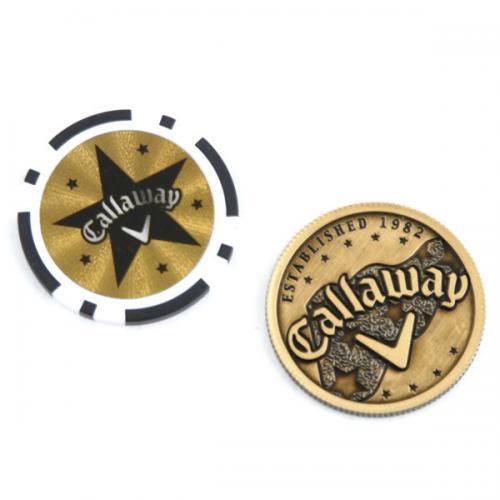 キャロウェイ(CALLAWAY) CG COIN マーカー 15 (ゴルフ小物他) 5915139(Men's、Lady's)