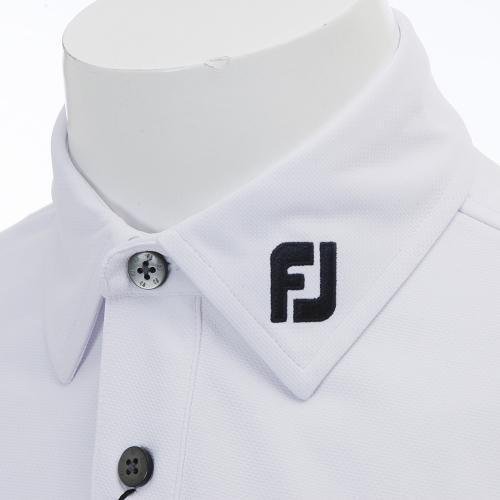 サンプロテクションシャツ (メンズシャツ) FJ-S15-S78 WH