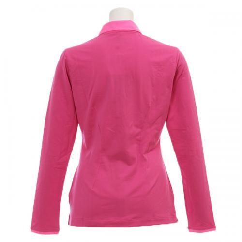 DFストレッチLSポロ (レディース長袖ポロシャツ) 653741 【15春夏】 ※店頭展開商品の為、汚れが有る場合がございます。