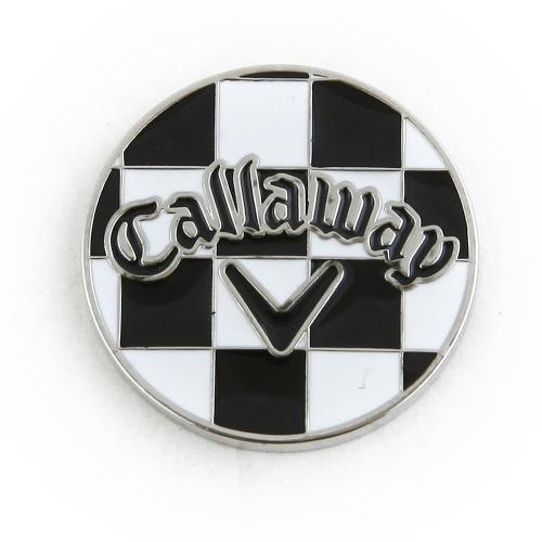キャロウェイ(CALLAWAY) CG FLAGマーカー 16 5916124 (ゴルフ小物) BK/WT 【2016年モデル】