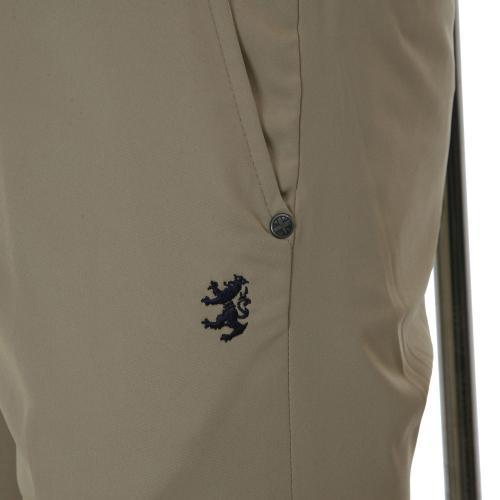 カラー ストレートパンツ (メンズゴルフパンツ)  ADMA663 BEG 【16春夏】
