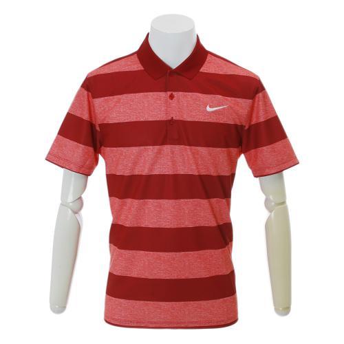 DRI-FIT ヴィクトリーボールドストライプ半袖ポロシャツ (メンズ半袖ポロシャツ) 725517 【16春夏】