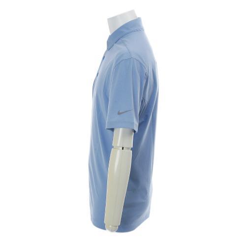 DRI-FI モビリティヘザーピケ半袖ポロ (メンズ半袖ポロシャツ) 725534-406 【16春夏】