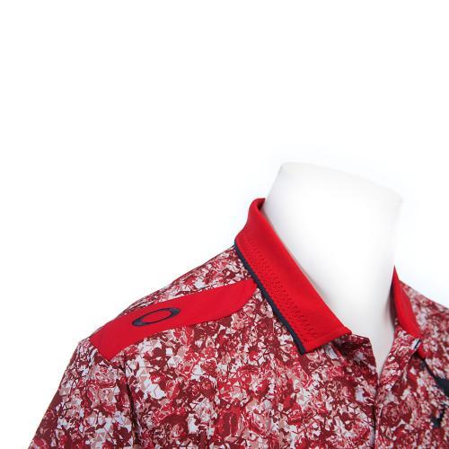 Skull RoseThorn Polo 433618JP-81J 【16春夏】