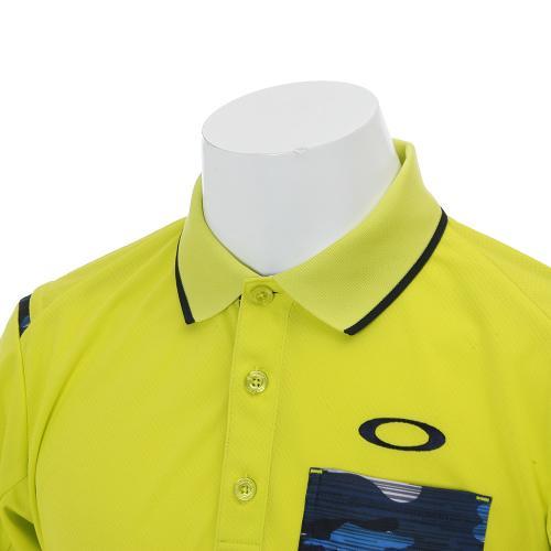 Lined Camo Polo (メンズ半袖ポロシャツ) 433739JP 762 【16春夏】