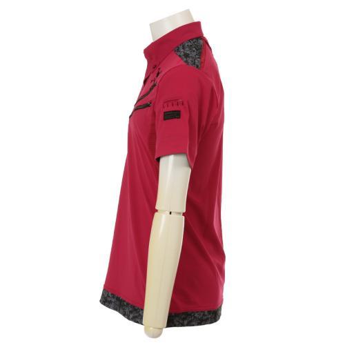 SkullUprightShirt4.0 (メンズ半袖シャツ) 433619JP-41W 【16春夏】