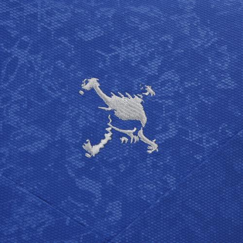 SkullCircularRibPolo (メンズシャツ) 433624JP-69J