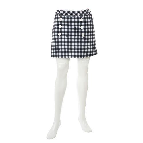 ビバハート(VIVA HEART) ギンガムPTスカート 012-73240-19 【16春夏】
