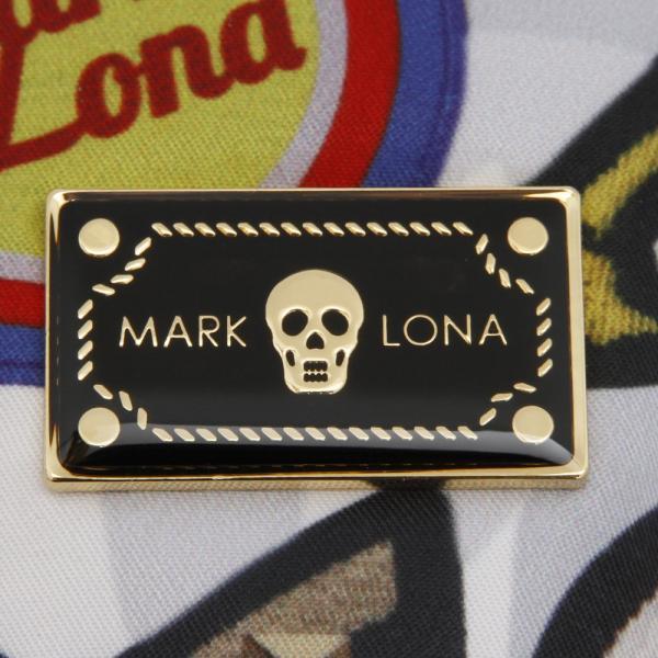 マーク&ロナ(MARK&LONA) ワッペンピンパターカバー