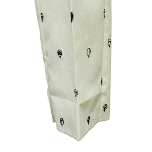 キャロウェイ(CALLAWAY) バルーンモノグラム刺繍テーパー 241-6120500-030 WHT(Men's)