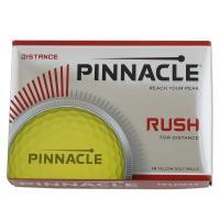 タイトリスト(TITLEIST) PINNACLE RUSH イエロー (メンズゴルフボール) 【2016年モデル】(Men's)