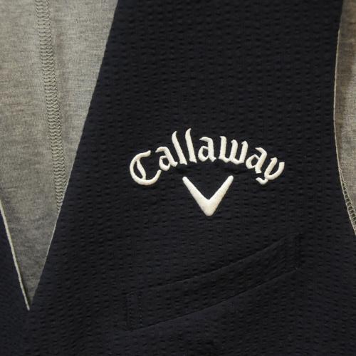 キャロウェイ(CALLAWAY) RED2WAYストレッチベスト 241-6114001-120 NVY(Men's)