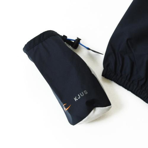 チュース 16SS ハーフジップレインジャケット (メンズジャケット) MG15-907 21800 【16春夏】(Men's)
