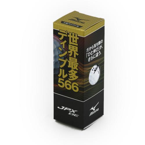 ミズノ(MIZUNO) 16JPXシルバーパール (ゴルフボール) 5NJBM74610 (Men's)