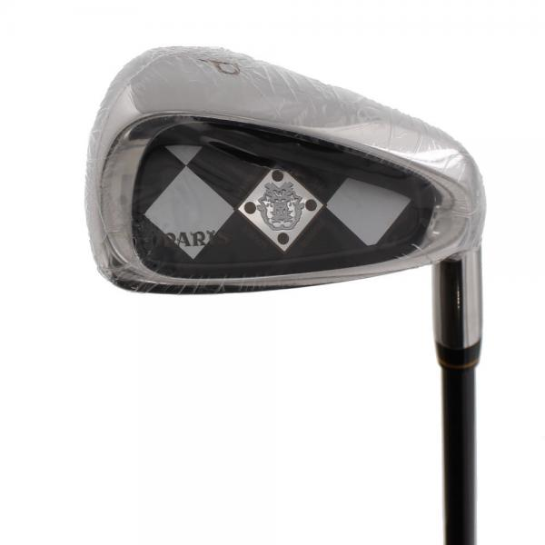 メーカーブランド(BRAND) 16PARIS キャディバッグ付8本セット ゴルフクラブセット BLK(Men's、Lady's)