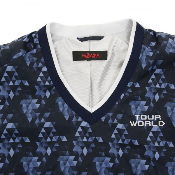 ホンマゴルフ(HONMA) Vネックウィンドブレーカー 651-419401 NY(Men's)