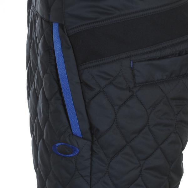 オークリー(OAKLEY) Swell Quilted Pant (メンズロングパンツ) 422217JP 60B Navy Blue(Men's)