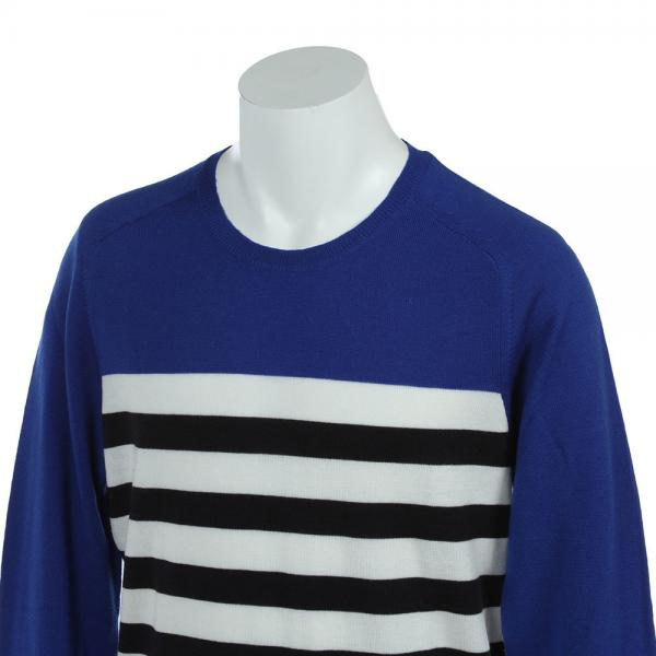 Jリンドバーグ(J.LINDEBERG) Merino Sweater (メンズニット) 071-14013 096 【16秋冬】(Men's)
