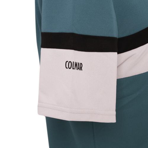 COLMAR 16FW メンズ半袖ポロ (メンズ半袖ポロシャツ) 7637-7PE6C CL102 【16秋冬】(Men's)