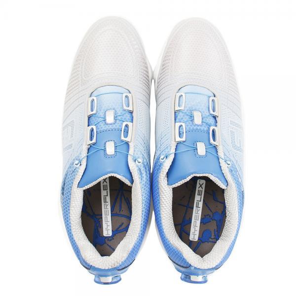 フットジョイ(FootJoy) ハイパーフレックスボア BL/SV 51032W(Men's)