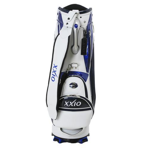 ダンロップ(DUNLOP) XXIO GGC-X079 WHT (メンズキャディバッグ) GGC-X079 ホワイト 【2016年モデル】(Men's)