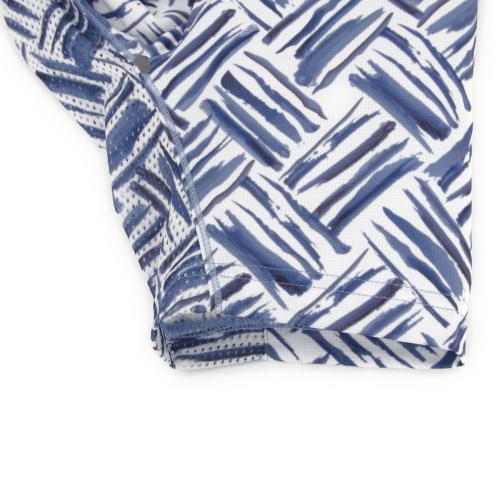ザ・ワープ・バイ・エネーレ(The Warp By Ennerre) Mウーブンバンブーパターンシャツ 121-25442-92【17春夏】(Men's)