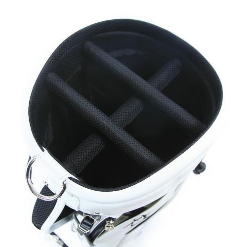 マンシングウエア(MUNSING WEAR) 軽量CB9.5型 (メンズキャディーバッグ) MQ1202 N921 【2017年モデル】(Men's)