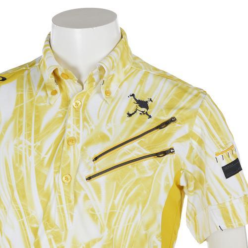 オークリー(OAKLEY) Skull Stream Shirts 433969JP-580 YEL【17年春夏】(Men's)
