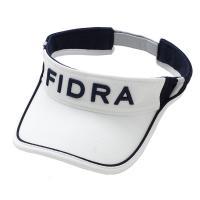 フィドラ(FIDRA) バイザー FA232764 WHT 【17春夏】(Lady's)