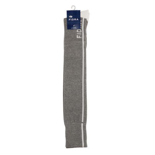 フィドラ(FIDRA) SMUニーハイソックス (レディースハイソックス) BFA253105-GRY(Lady's)