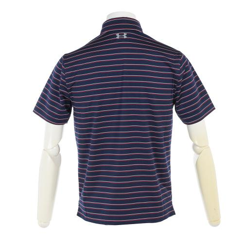 CS PUTTING STRIPE POLO 1290144 ADY/ADY/STL 408 【17春夏】