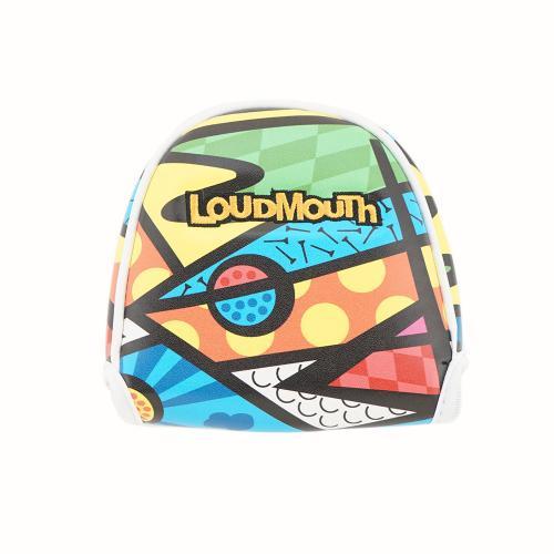 ラウドマウス(LOUDMOUTH) パターカバー(マレットタイプ用) LM-HC0001/MT-081LSD