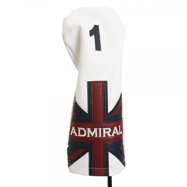アドミラル(Admiral) ヘッドカバー DR用 ADMG7AH1-TRI(Men's)
