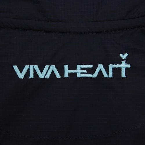 ビバハート(VIVA HEART) リップストレッチ フーデッドベスト 012-45211-098(Lady's)
