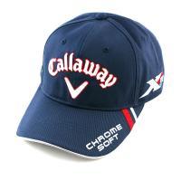 キャロウェイ(CALLAWAY) 17M Callaway Tour Cap 17JM 247-7984500-120 NVY【17春夏】(Men's)