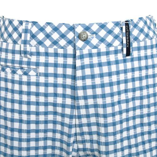 カッターアンドバック(CUTTER&BUCK) チェックカノコBDシャツ CBMM2747-R488 【17春夏】(Men's)