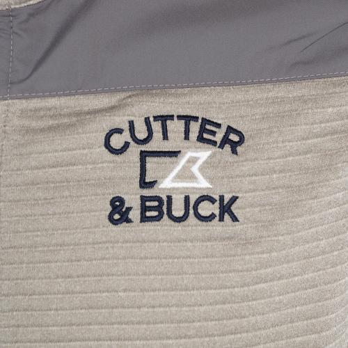 カッターアンドバック(CUTTER&BUCK) キルトボーダーベスト CBM5587-N512 【17春夏】(Men's)