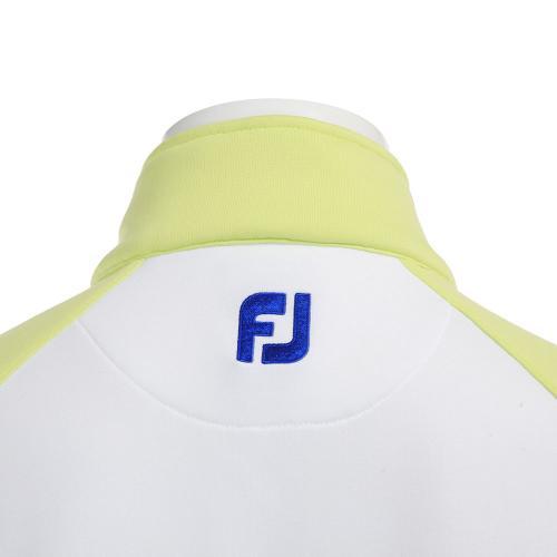 フットジョイ(FootJoy) S17M54ライトウェイトフルジップJK 24572WT/GN(Men's)