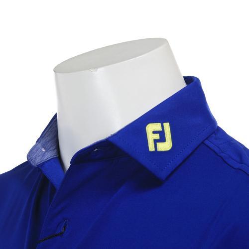 S17S52カラーブロック スペースダイシャツ 22588BL