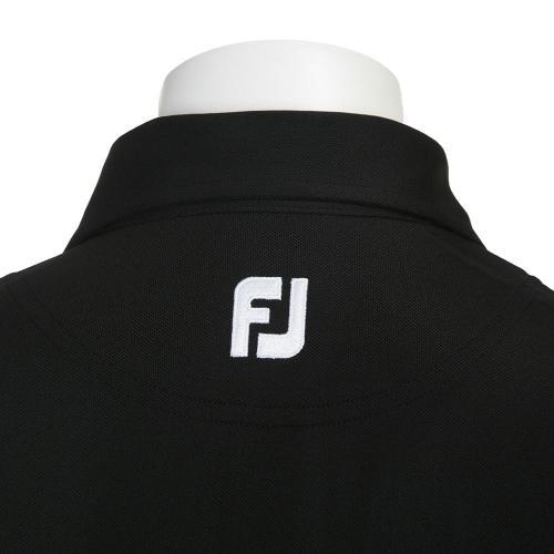 フットジョイ(FootJoy) S17S71カラーブロック トリムシャツ 22636BK(Men's)