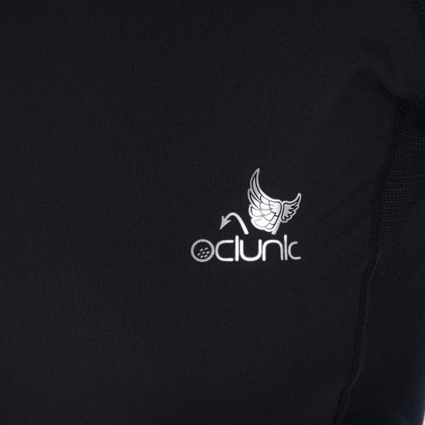クランク(Clunk) 冷感ハイネックインナー CLTF7S821 BLK レディース 夏用(Lady's)