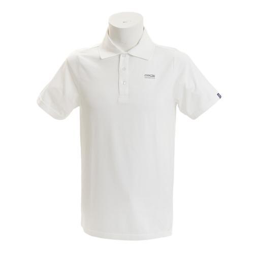 PG 半袖ポロシャツ PGMF1715 WHT(Men's)