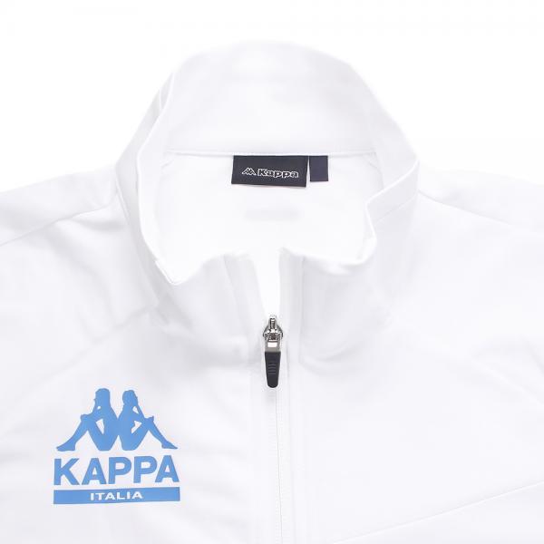カッパ(Kappa) AZZURROトラックジャケット KG752KT51-WT(Men's)