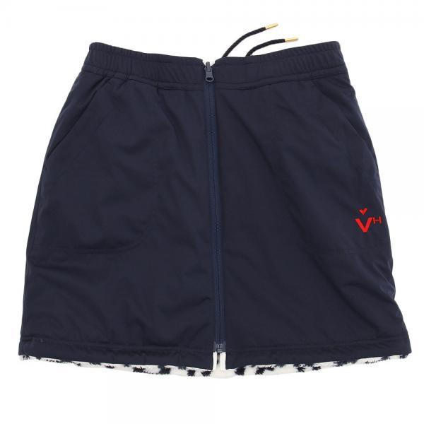 ビバハート(VIVA HEART) リバーシブル スカート 012-76042-5(Lady's)